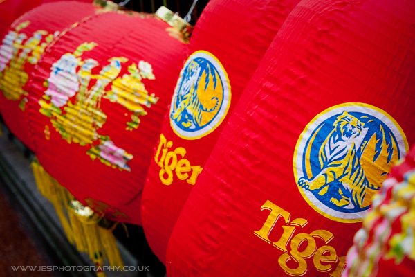 London Chinese New Year 2010 Year of the Tiger - iesphotography