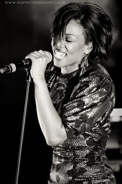 Beverley Knight London