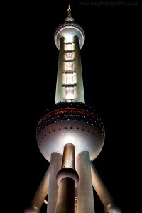 Pearl TV Tower Shanghai