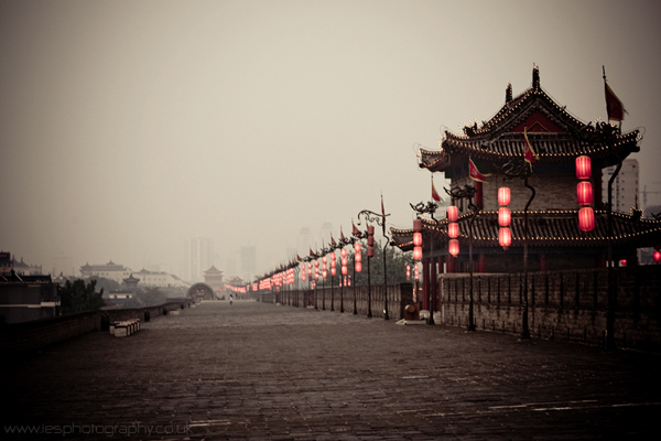 The Wall in Xi'an