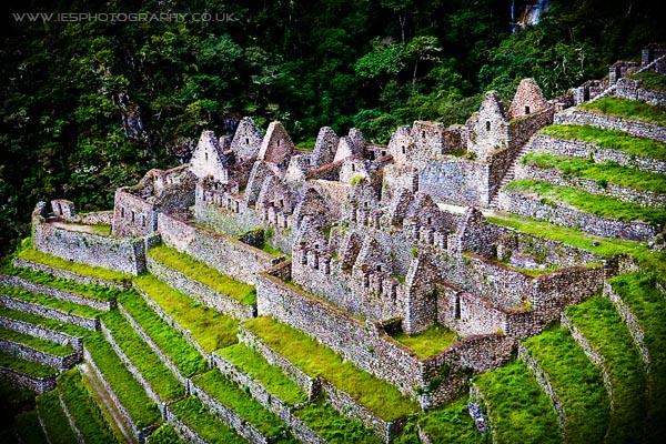 Peru Inca Trail Ruins