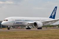 Farnborough Airshow 2010 787 Boeing