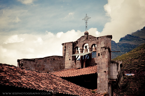 Sacred Valley Peru Church