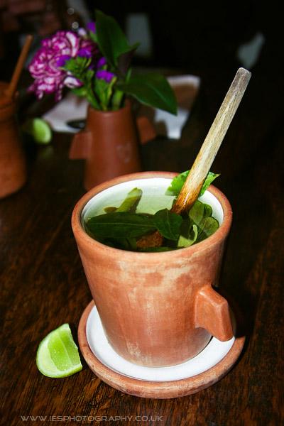 Coca Tea Peru