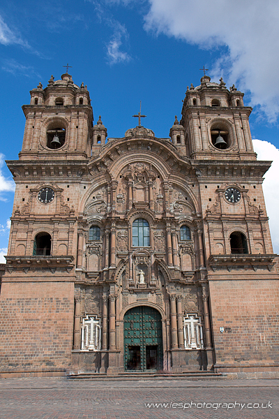 cusco church wm Peru