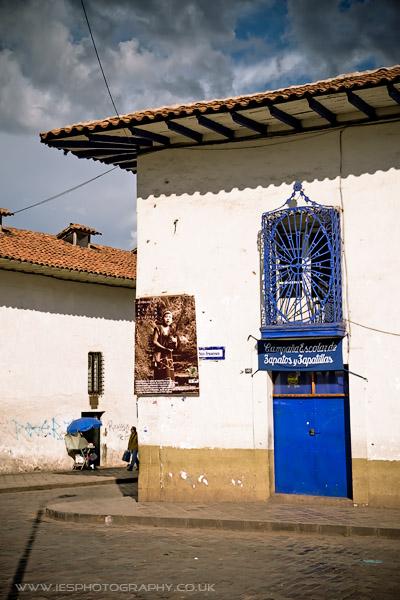 Cusco Street Corner