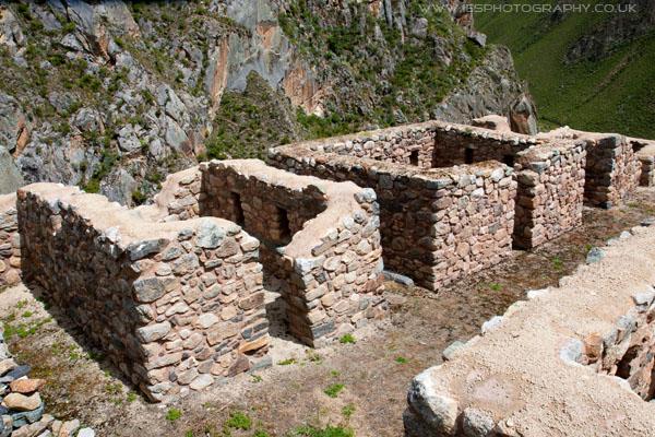 Inca Trail Peru Ruins