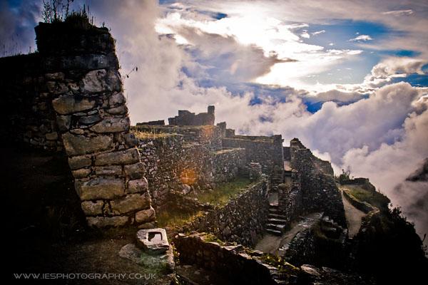 Peru Inca Ruin