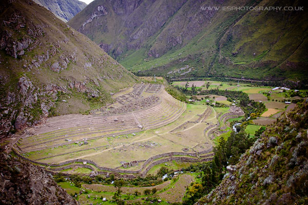 inca istview Peru