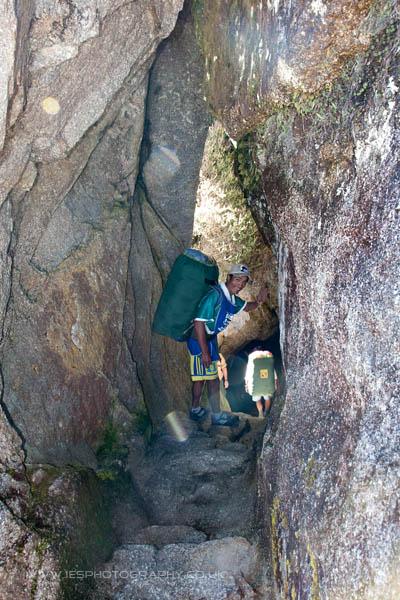 Inca Trail Peru Porters