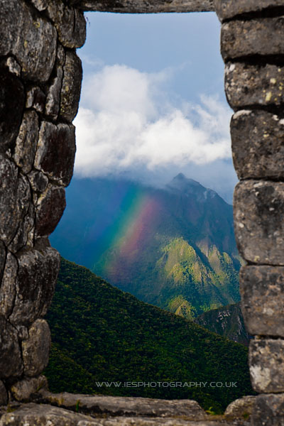 rainbow Peru