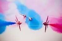 Red Arrows RIAT