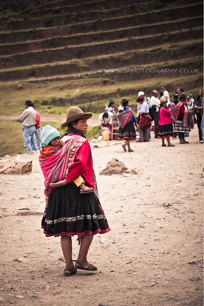 Sacred Valley Local People