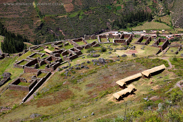 Sacred Valley Peru Ruins