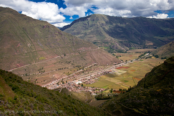Urubamba River Sacred Valley