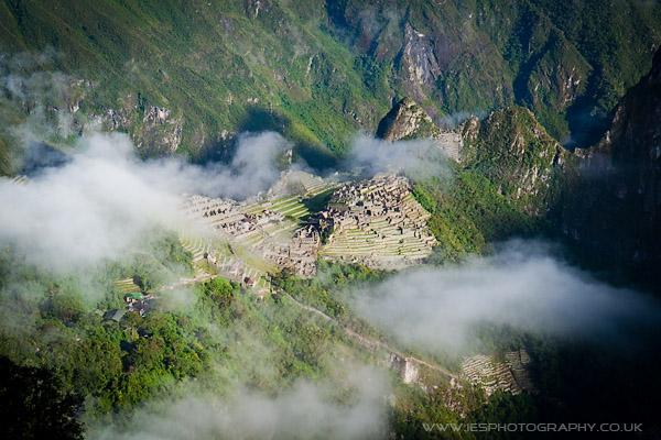 Sungate Machu Picchu Peru
