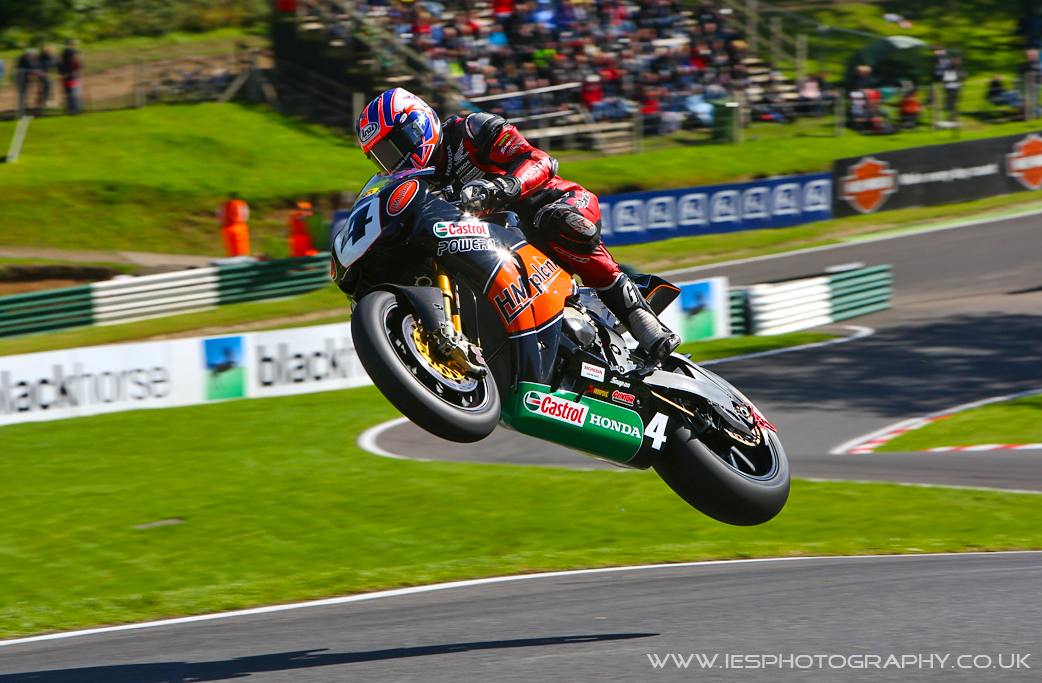 British Superbikes - Cadwell Park - August 2010 - Josh Brookes