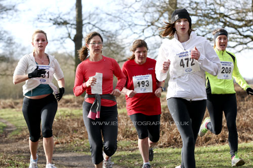 120202 richmond 1364 The Fix UK   Richmond Park 5+10km Races   02 Feb 2013