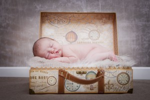 baby box bg 300x200 Newborn Baby Photography